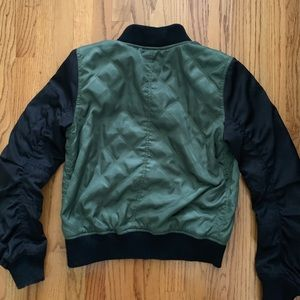 Urban Outfitters Silence and Noise Bomber